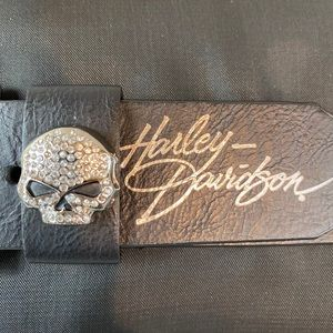 Harley Davidson Willie G Belt